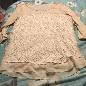 5/$20 Maurice's large top